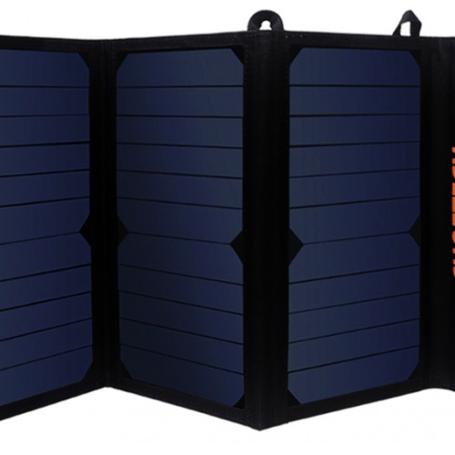 CHOETECH Portable Solar Charger Review