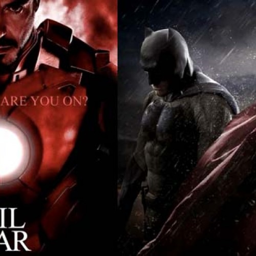 Nerd Wars #51: Batman v Superman v Avengers