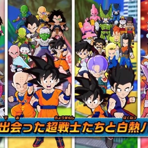 New Dragon Ball Fusions trailer showcases weird Fusions