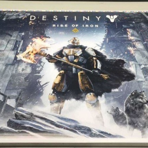 Destiny: Rise of Iron official reveal on June 9