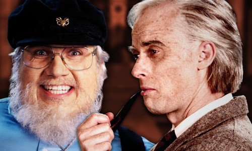 J. R. R. Tolkien vs George R. R. Martin in Epic Rap Battles