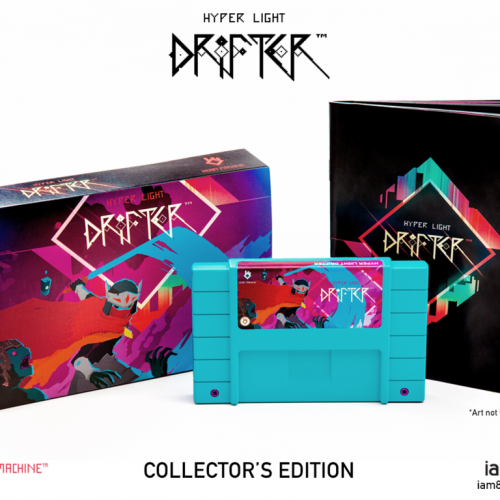 Hyper Light Drifter gets a collectors edition
