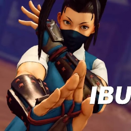 Ibuki is the next Street Fighter V fighter