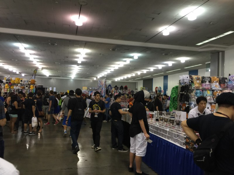 Dealers Hall, Fanime