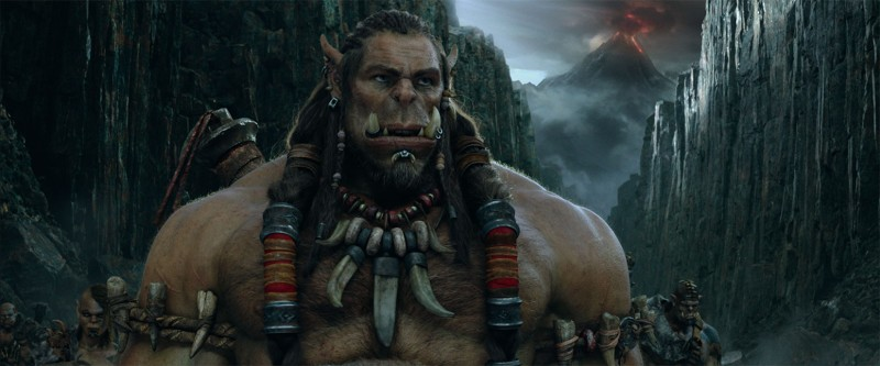 Warcraft movie - Orc //