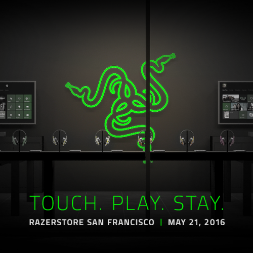 Razer's new San Francisco store is absolutely for gamers, by gamers