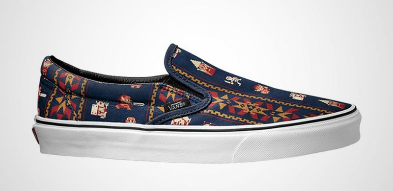512f8283b1 Nintendo teams up with Vans for video game-themed footwear. Share0 Tweet0  Share0. link vans