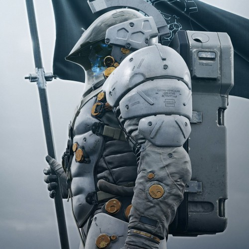 Kojima Productions' Ludens has its own trailer