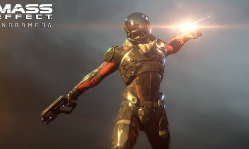 New Mass Effect: Andromeda gameplay trailer lets you make the ultimate Pathfinder