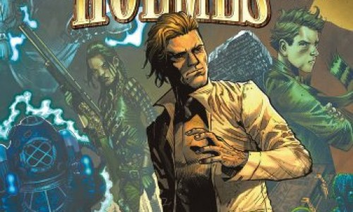 Kareem Abdul-Jabbar to pen new 'Mycroft Holmes' Comic