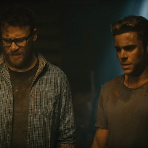 Zac Efron and Seth Rogen trailer collaboration with Fear the Walking Dead