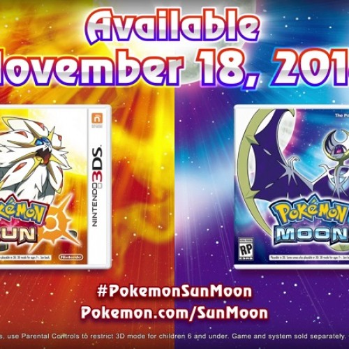 Starter Pokémon for Pokémon Sun and Pokémon Moon revealed