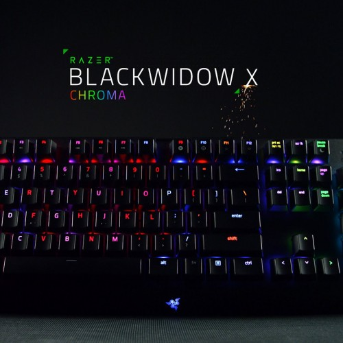 Razer BlackWidow X Chroma review – Quality and performance at a great price