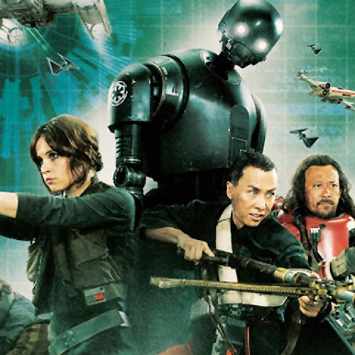 Awesome story images, character names, and details revealed for 'Rogue One: A Star Wars Story'