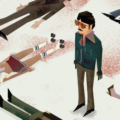 Serial Cleaner, a game where you play as a cleaner for murderers