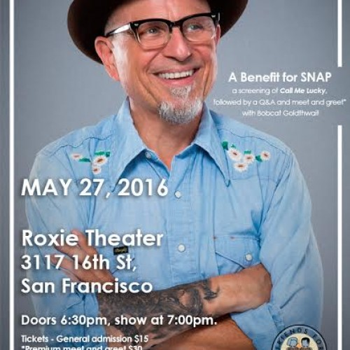 Friends for Benefit: Join us for an evening with Bobcat Goldthwait