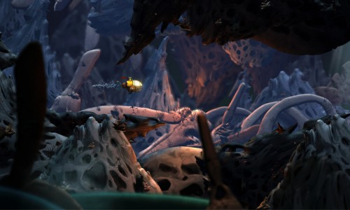 Interview: Insomniac Games' Ted Price on Oculus and Song of the Deep