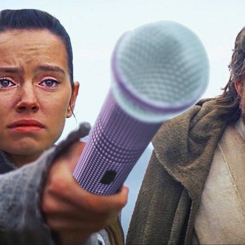 Luke Skywalker sings Celine Dion's 'All by Myself'
