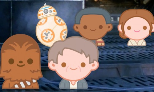 If emojis took over Star Wars: The Force Awakens