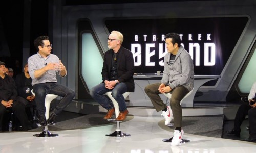 'Star Trek Beyond' welcomes fans to an exclusive experience
