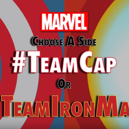 WWE Stars pick a side – Team Cap or Team Iron Man?