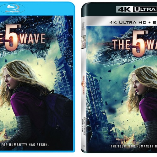 The 5th Wave now out on Ultra HD, Blu-ray and DVD