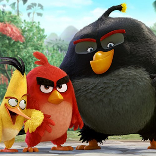 Directors Clay Kaytis and Fergal Reilly on creating Angry Birds for the big screen