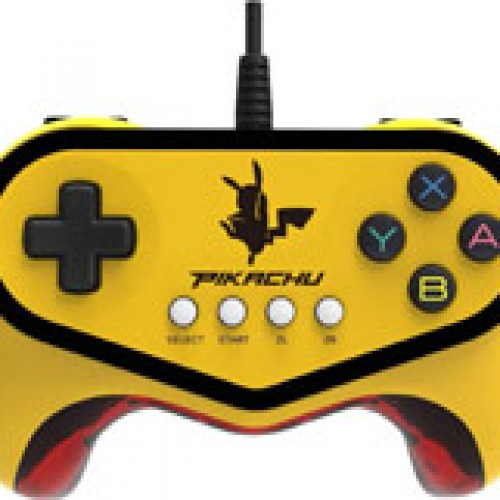 Pokken Tournament Pikachu Pro Pad coming May 7 as GameStop exclusive