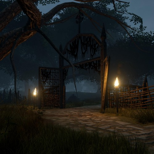 Classic 'World of Warcraft' locale recreated in Unreal 4