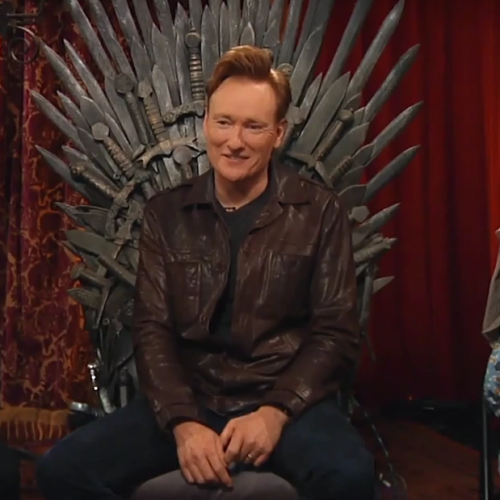 Conan's Clueless Gamer features Game of Thrones cast playing Overwatch