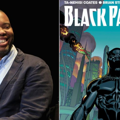 New Black Panther video dives deeper into new comic