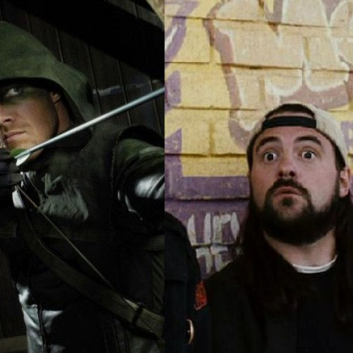 Kevin Smith wants to write for CW's Arrow
