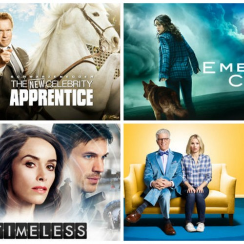NBC's Upfronts 2016 includes time traveling, a DC comic, and the Arnold