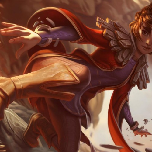 Throw rocks like a girl with League's newest champion Taliyah