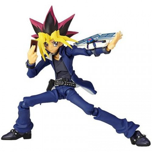 New Kaiba, Yugi, Black Magician and Blue-Eyes figures coming this summer