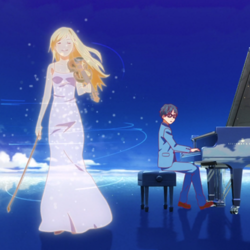 Your Lie in April Set 2 Blu-ray Review