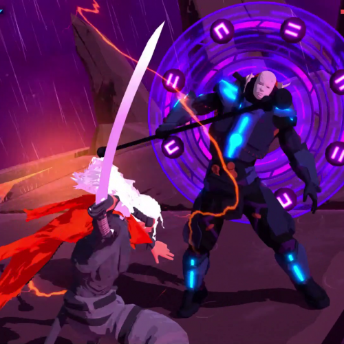 Furi is one of this year's BIGGEST surprises (PS4 review)