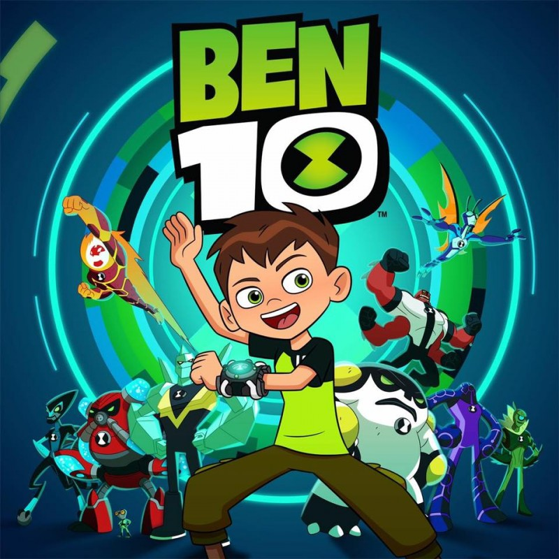 Ben 10 Reboot Coming In 2017 With A New Look Nerd Reactor