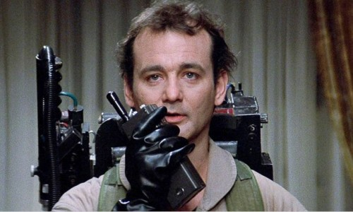Bill Murray gives his honest review of the new Ghostbusters