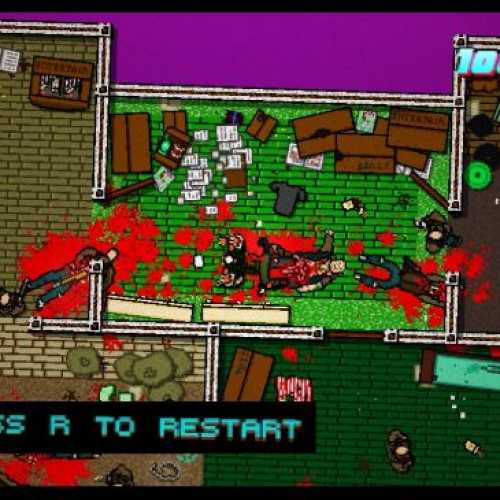 Hotline Miami 2 level editor leaves beta