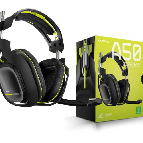 E3: Hands-on with the new Astro A50s