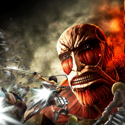 E3: Hands-on Attack on Titan