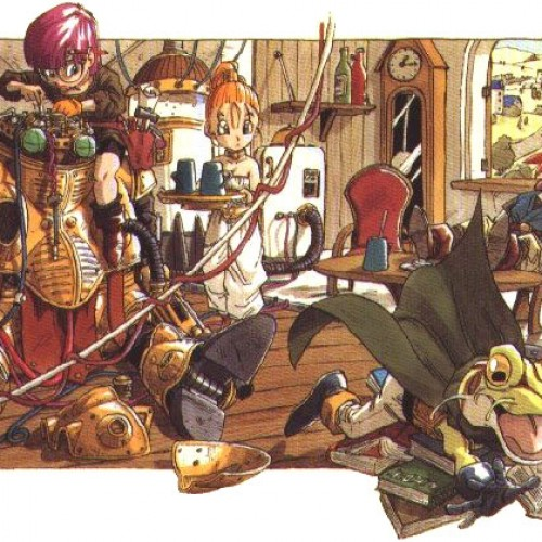 Chrono Trigger director wants to see new Chrono Trigger title