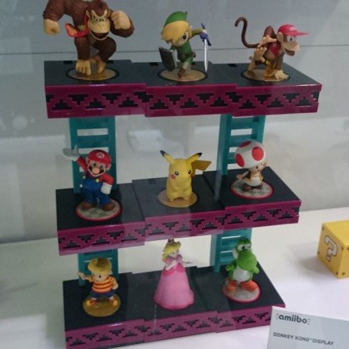 PDP to release amiibo stages based on classic Nintendo gaming moments