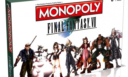 Final Fantasy VII Monopoly is coming
