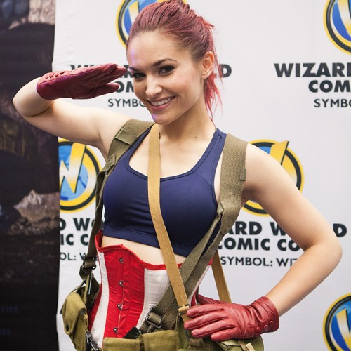 Cosplay Photo Gallery (Wizard World Sacramento 2016)