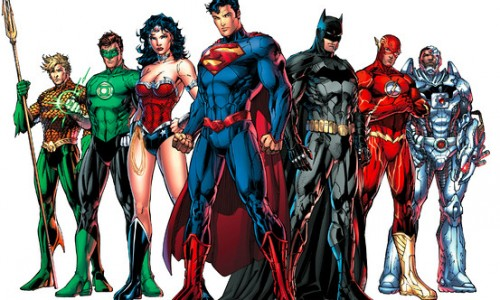 Justice League official movie title revealed!