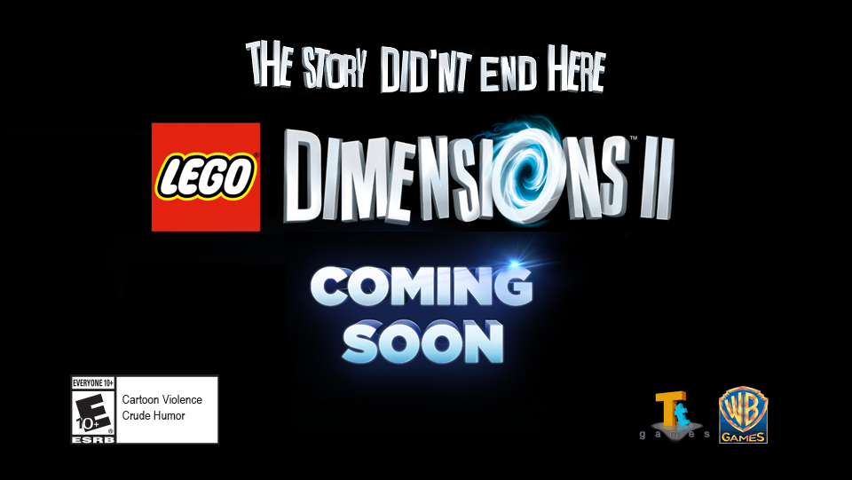 Lego Dimensions II' E3 trailer is here! - Nerd Reactor