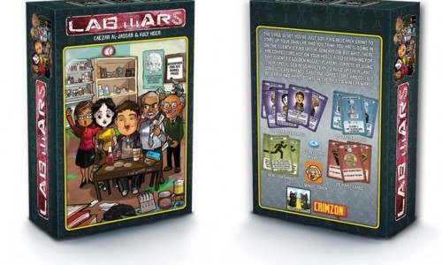 Lab Wars: A card game made by actual scientists!