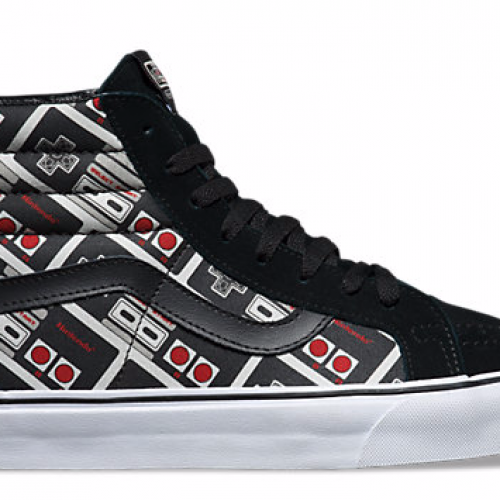 Vans' Nintendo-themed apparel is out… and it's pricey